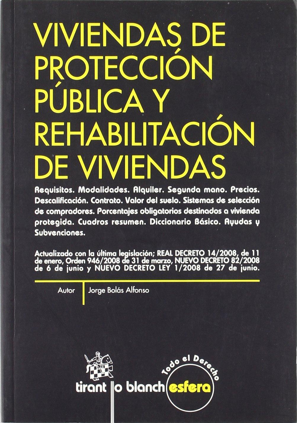 Viviendas de protección pública y rehabilitación de viviendas pdf epub