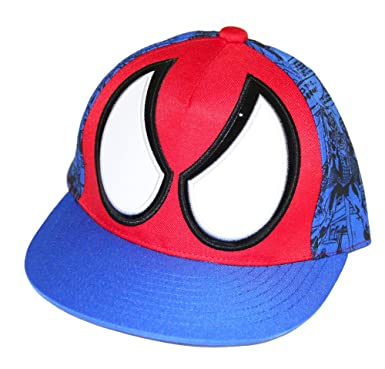 Image Unavailable. Image not available for. Color  Universal Studio Japan  Marvel x Kids Boys Spider-Man Baseball Cap ... f212c3f88337