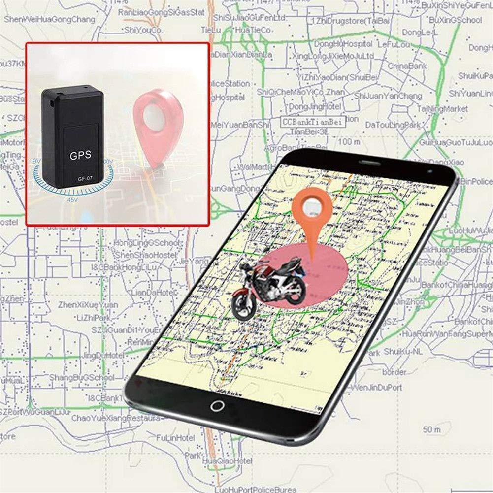 Amazon.com: Super Mini GPS rastreador vehículo fuerte ...