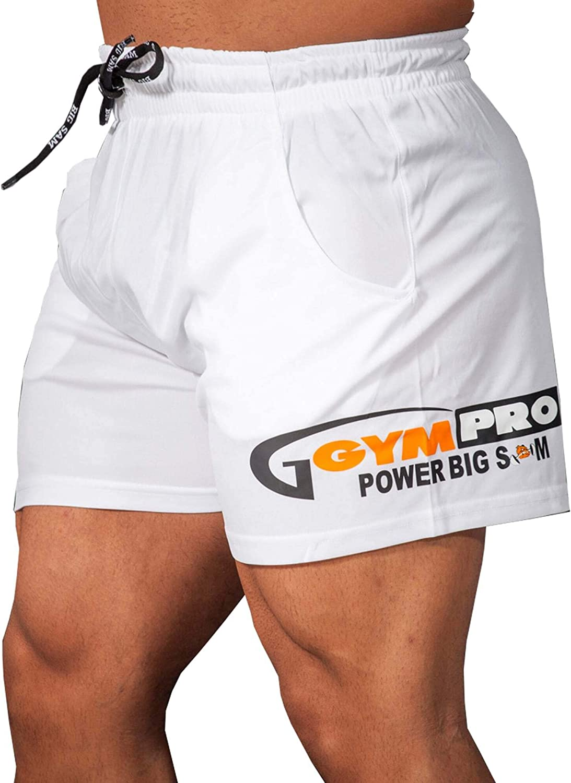BIG SM EXTREME SPORTSWEAR Herren Shorts Capri Bermuda Sporthose Bodybuilding 1451