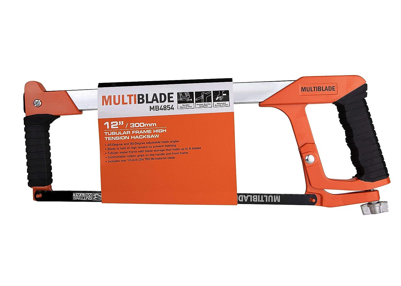 Multiblade Professioneller Metalls/äge 300mm mit Spannungskontrolle und Gummi Griff
