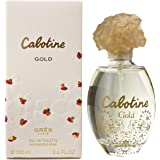 Gres Cabotine Gold - perfumes for women, 100 ml - EDT Spray