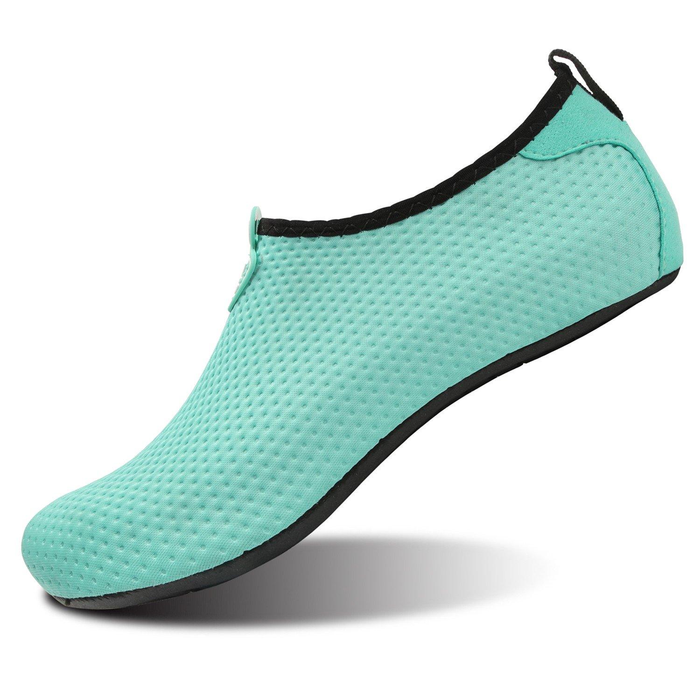 人気沸騰ブラドン [L-RUN] Pure S(W:5.5-6) ユニセックスウォーターシューズ裸足スキンシューズを実行Dive Surf Green Swim Beachヨガ B0757LLLY4 Pure Green S(W:5.5-6) S(W:5.5-6)|Pure Green, KN-OnlyOne:ce2f3424 --- svecha37.ru