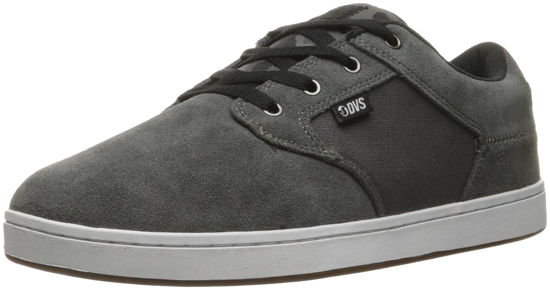 DVS Shoes Herren Quentin Skateboardschuhe  41 EU|Grau (Grey Black Camo)