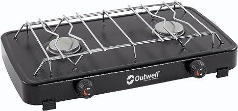 Outwell Cocina Camping Deluxe con 2 Fuegos: Amazon.es ...