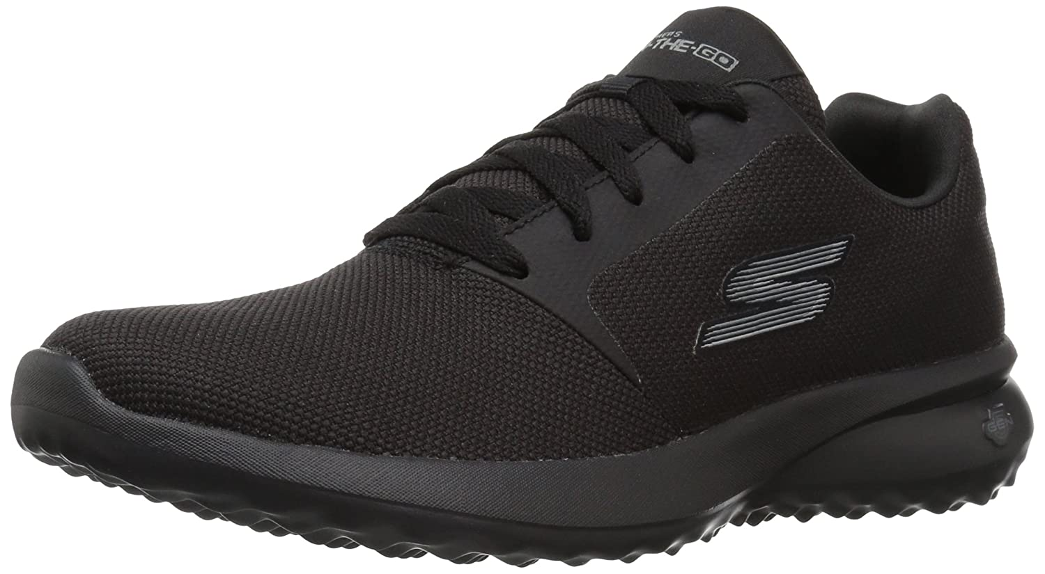 Skechers Damen On-The-go City 3.0-Optimize Ausbilder Schwarz