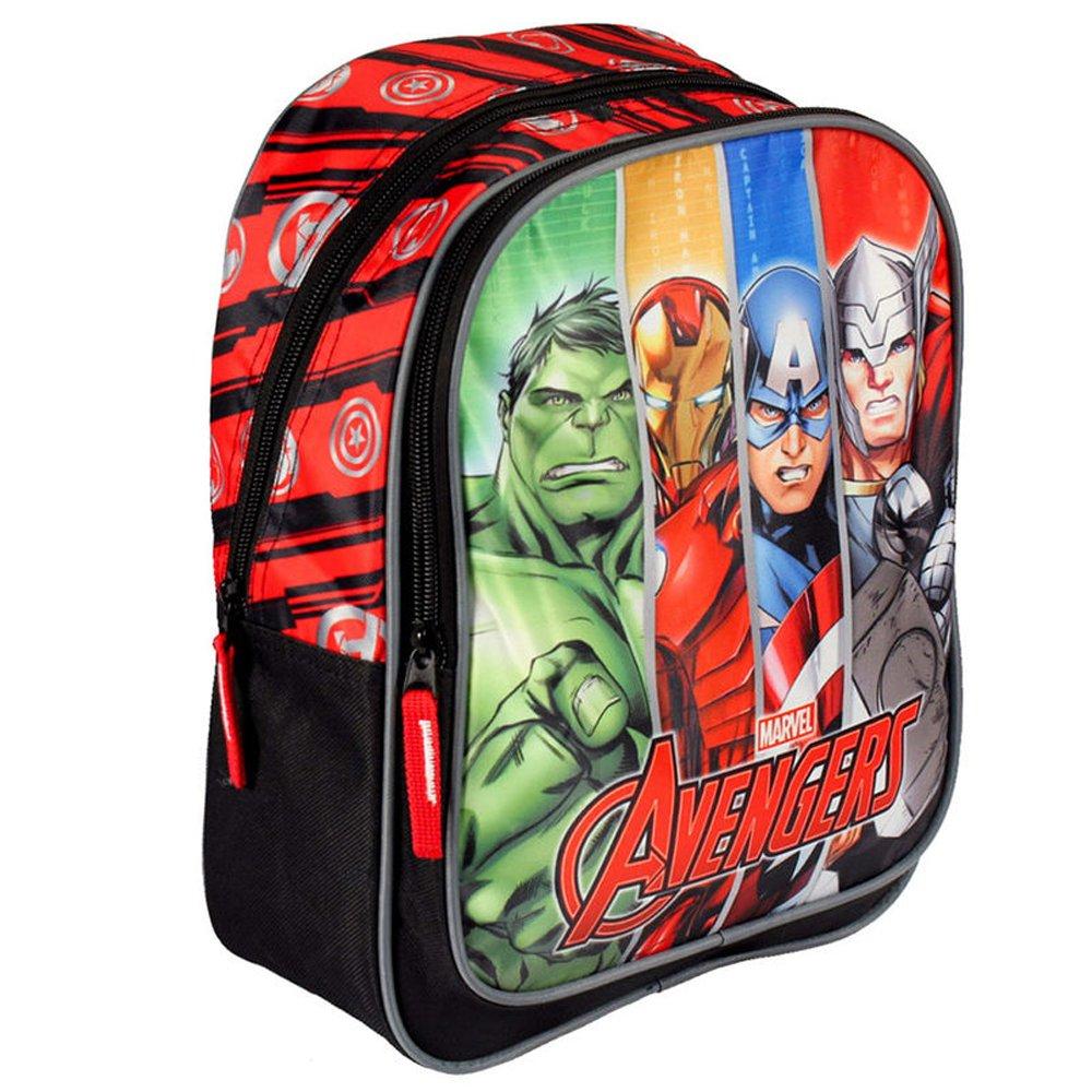 Marvel Los Vengadores cm Caras Junior mochila