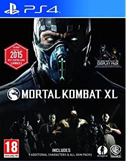 Mortal Kombat 11 (PS4): Playstation 4: Amazon in: Video Games