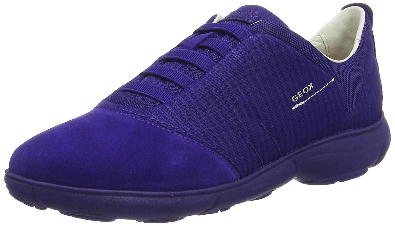 Geox D Nebula G, Zapatillas para Mujer 41 EU|Azul (Dk Violetc8019)
