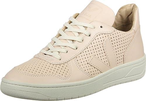 Veja V10 21299 mat nude - zapatillas mujer - Rosa, 38: Amazon.es: Zapatos y complementos