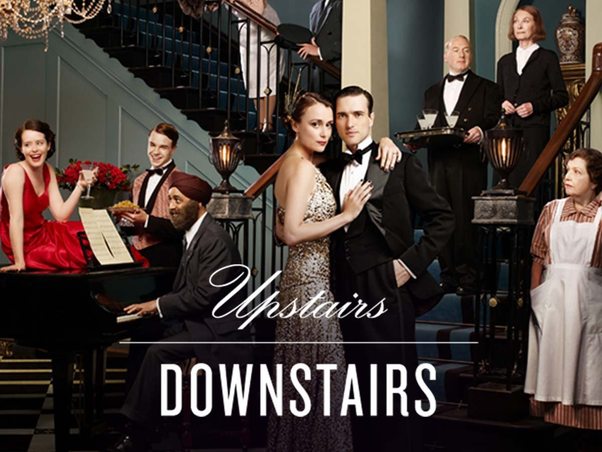 Upstairs downstairs the fledgling online dating