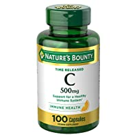 Vitamin C by Nature's Bounty for immune support. Vitamin C is a leading leading...