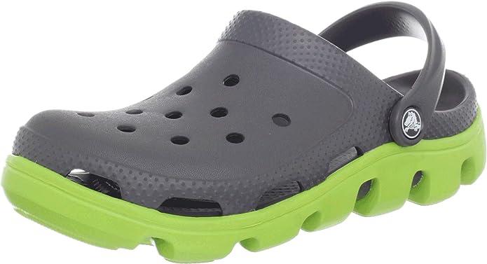 Crocs Men's and Women's Duet Sport Clog   Amazon