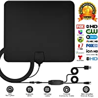 DigitalUnion Digital HD TV Antenna (Black)