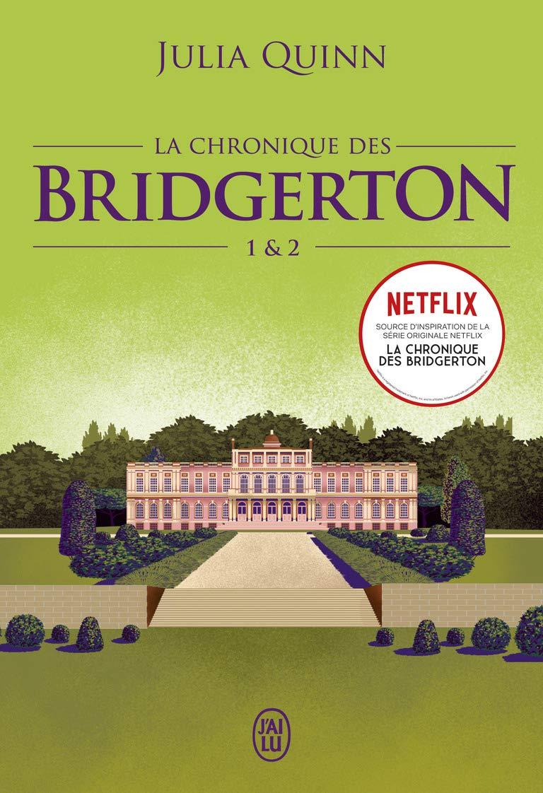Amazon.fr - La chronique des Bridgerton: Tomes 1&2 - Quinn, Julia, Desthuilliers, Cécile, Hennebelle, Edwige - Livres