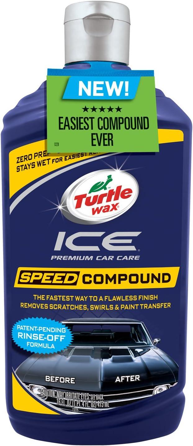 Turtle Wax Speed Compound, White