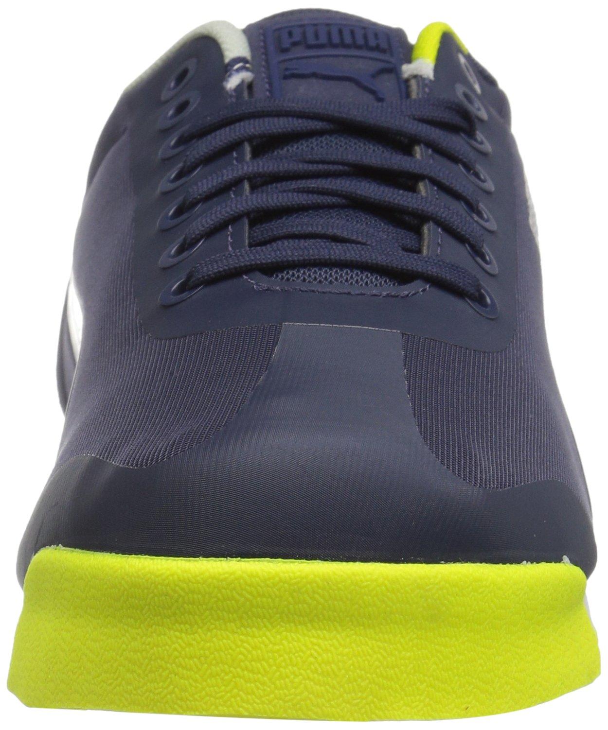 PUMA Men's Roma Basic Geometric Camo Fashion Sneaker