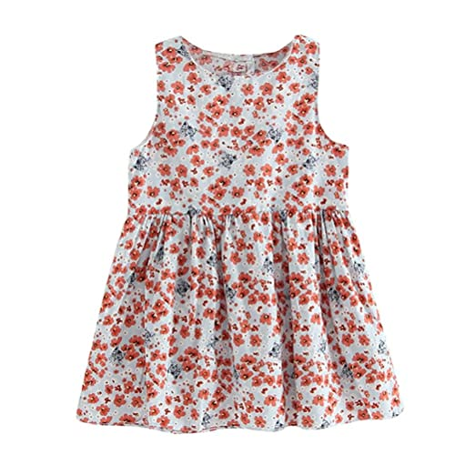 010e752f3ec9 Amazon.com  Vibola® Baby Dresses for Girls
