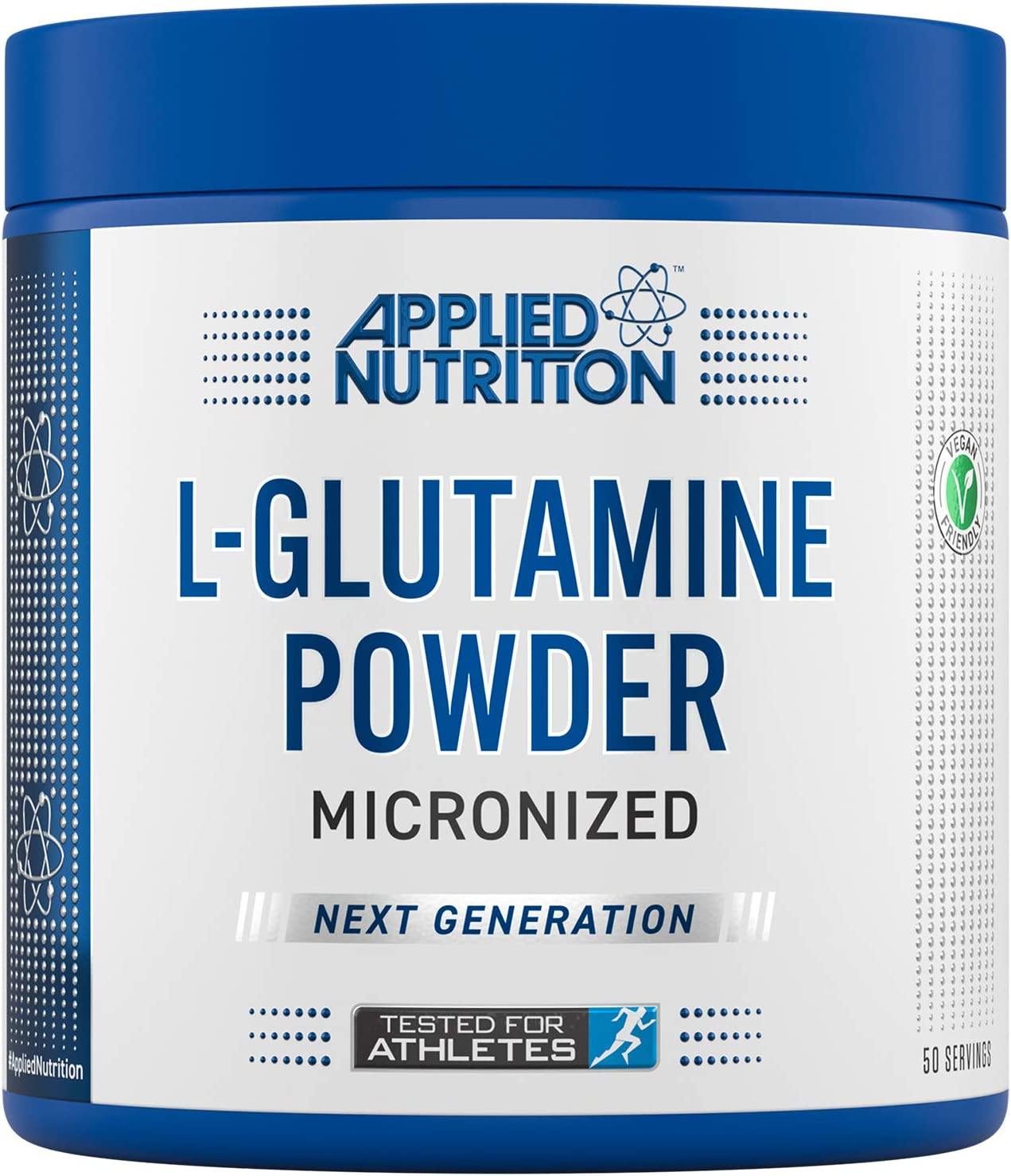 Applied Nutrition L-Glutamine Powder, Micronized - 250g ...