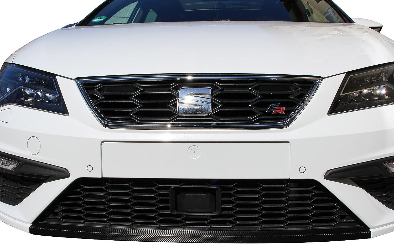 Finest Folia Spoilerschwert Folie Lippe Frontspoiler Splitter Carbon D050 5f Ab 2017 Facelift Auto