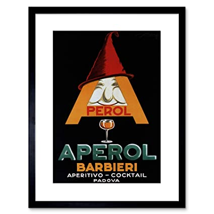 Art Print POSTER CANVAS Aperol
