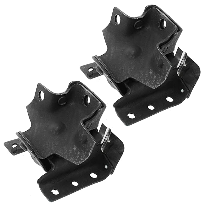 Amazon com: Engine Motor Mounts Left & Right Pair Set for