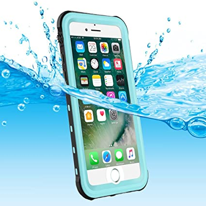 Amazon.com: iPhone 7 Plus Funda impermeable, perstar nuevo ...