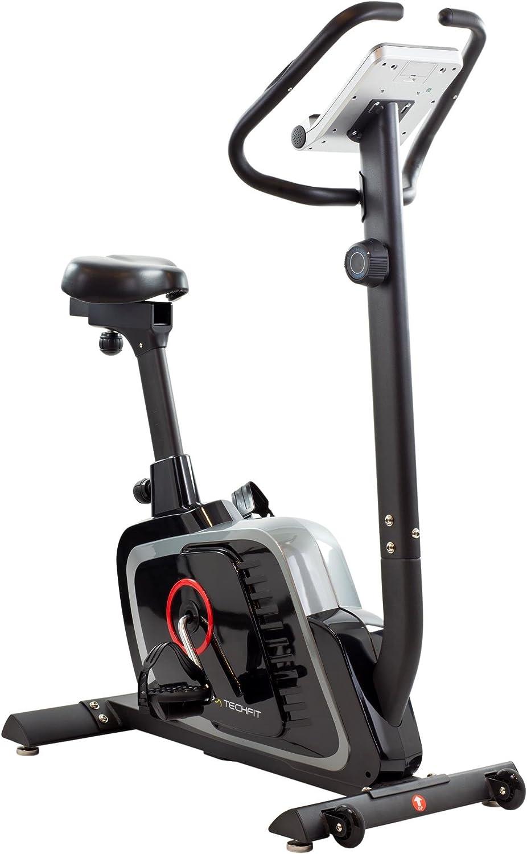 TechFit B470 Bicicleta estática de Ejercicio, Magnética, Máquina ...