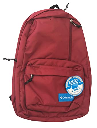 Columbia Sun Pass Day Pack Omni-Shield Backpack (One size, Red Velvet18)