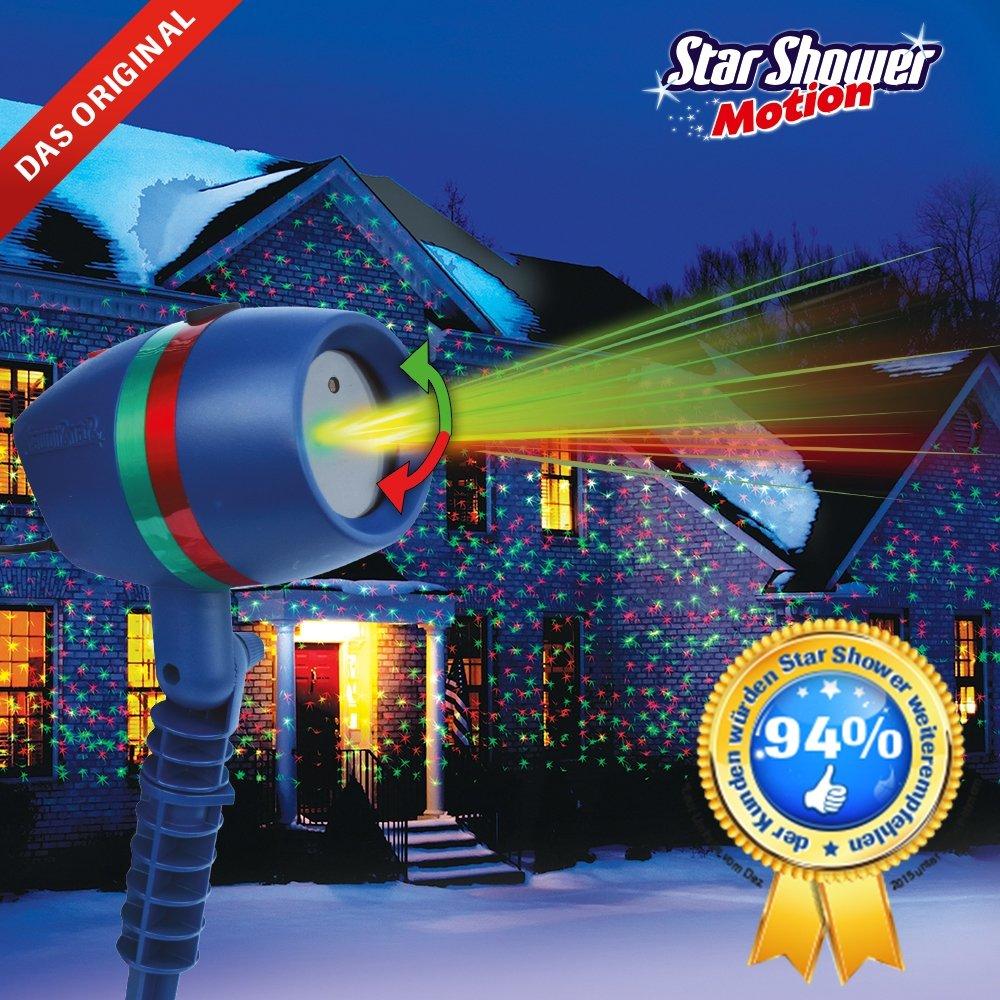 Star Shower Kombi Angebot für alle Modelle Outdoorsockel u 20m Kabel Mediashop