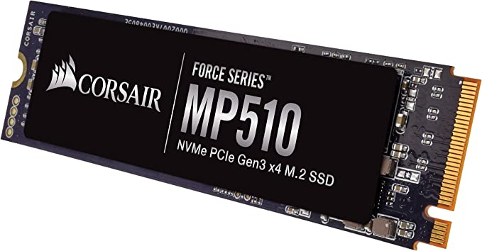 Corsair Force MP510 - Unidad de Estado sólido, SSD de 240 GB, NVMe ...