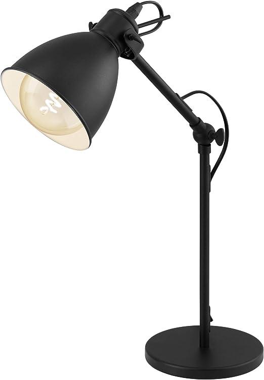 Lampe int/érieur 49469 Eglo Noir