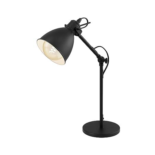 Eglo 49469 lámpara de interior, Negro