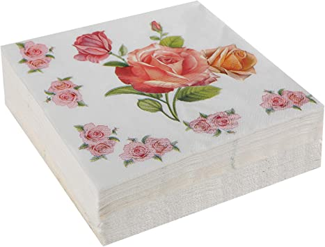 Servilletas Estrellas Cocina bonitas de servilletas de papel, 20/unidades 33/x 33/cm 3/capas