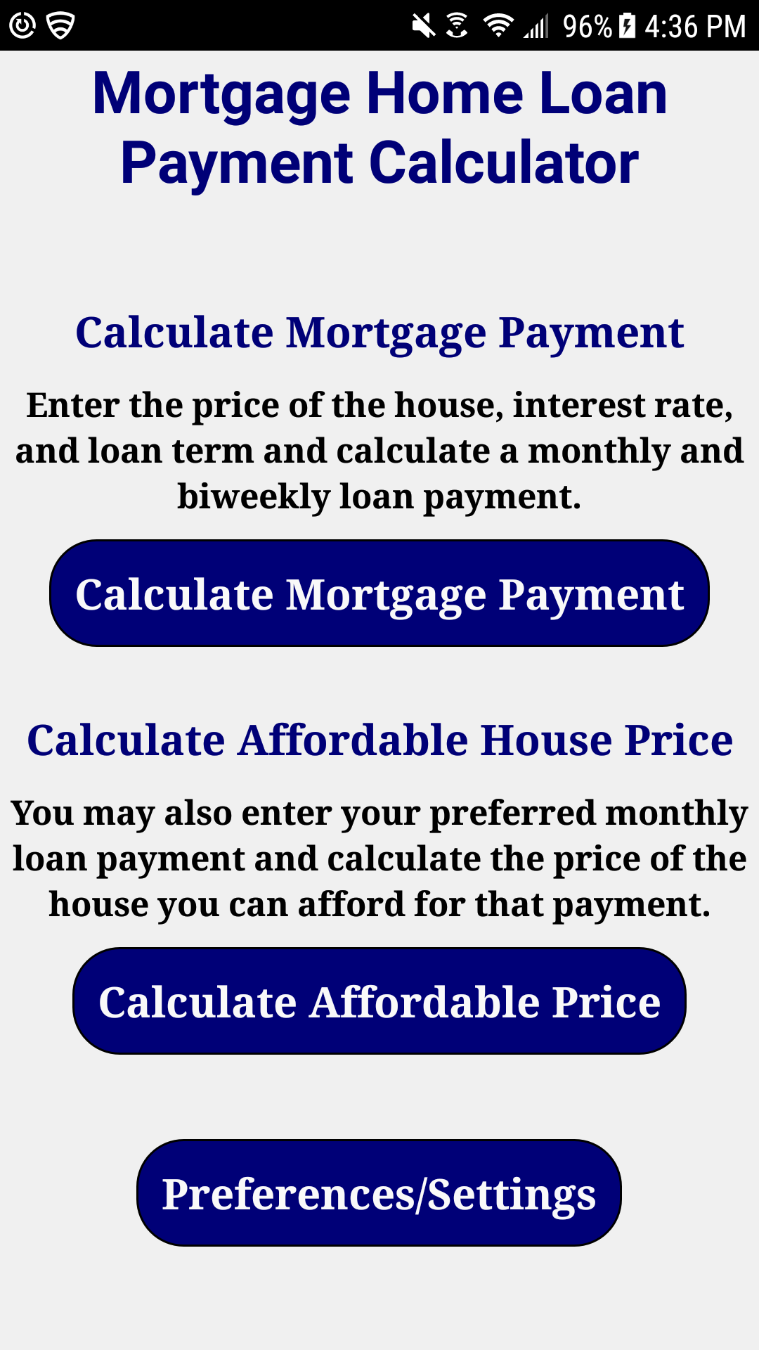 amazon com mortgage home loan payment calculator pro appstore for