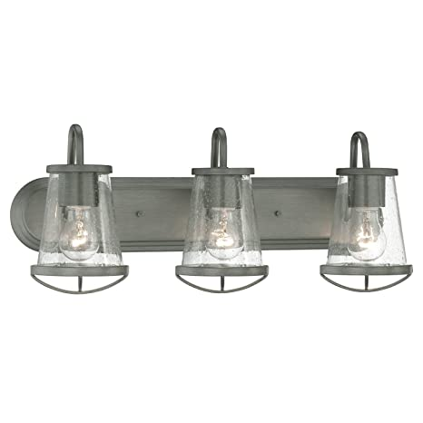 87003-WI Bathroom Lighting, Darby 3 Light Bath Vanity - - Amazon.com