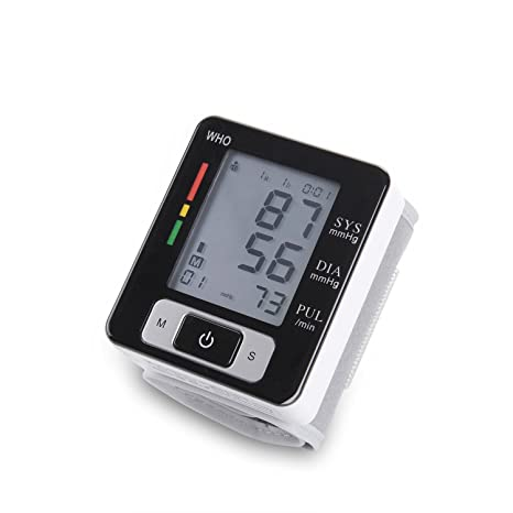 Amazon.com: iManson CK-W133 Wrist Blood Pressure Monitor Clinically Proven Accurate: Health & Personal Care