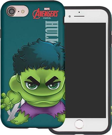 coque iphone 8 hulk