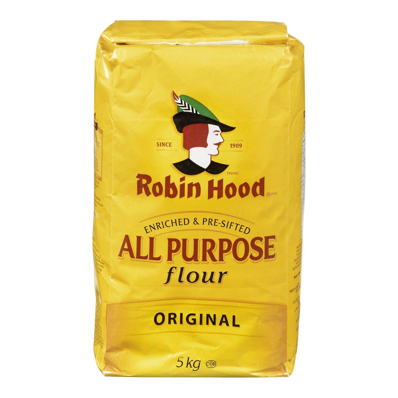 Robin Hood All Purpose Original Flour 5kg by Robin Hood