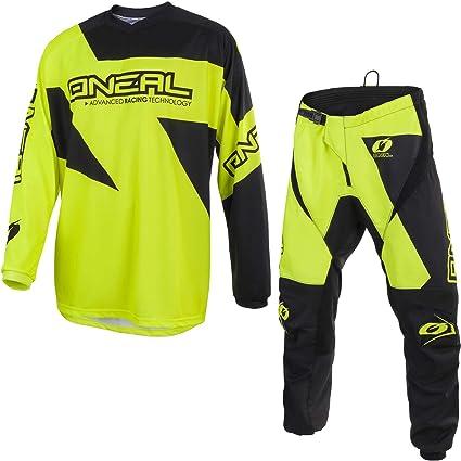 Oneal Matrix 2019 Traje de motocross para adulto MX ATV Quad ...
