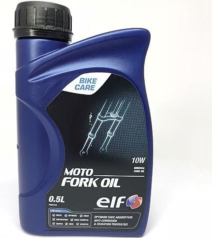 ELF 194973 Moto Fork Oil Motor Bike aceite mineral mineralisches ...