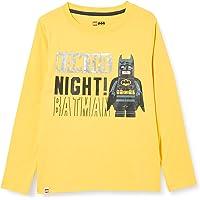 LEGO MW-Langarmshirt Wendepailletten Batman Camiseta para Niños