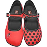 Hot Chocolate Design Chocolaticas Mariquita Women's Mary Jane Flat