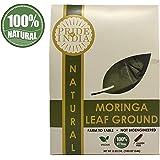 Pride Of India Grade Pure & Raw Sun-Dried Moringa Leaf Ground, (3.53Oz 100Gm) Energy Boost, Immunity Support…