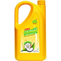 KLF COCONAD Pure Coconut Cooking Oil, 1 L