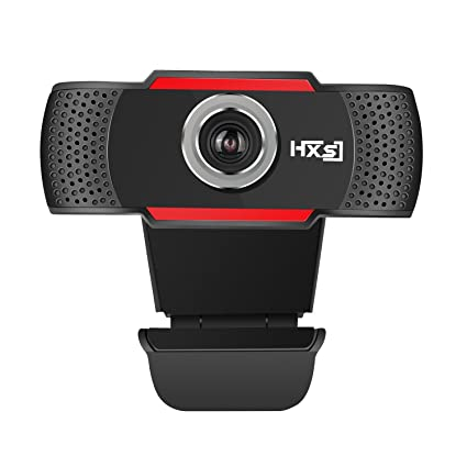 MX Kingdom 1080P HD Webcam, PC ordenador Webcam Mini Cámara Micrófono Ordenador Portatil Ordenador Portatil
