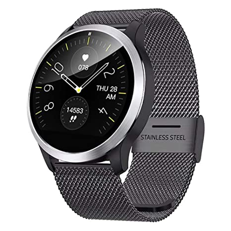 ACZZ Smartwatch con Heart Rate Sleep Sports, Ip68 Waterproof ...