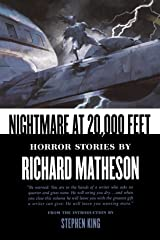 Nightmare At 20,000 Feet: Horror Stories By Richard Matheson Paperback