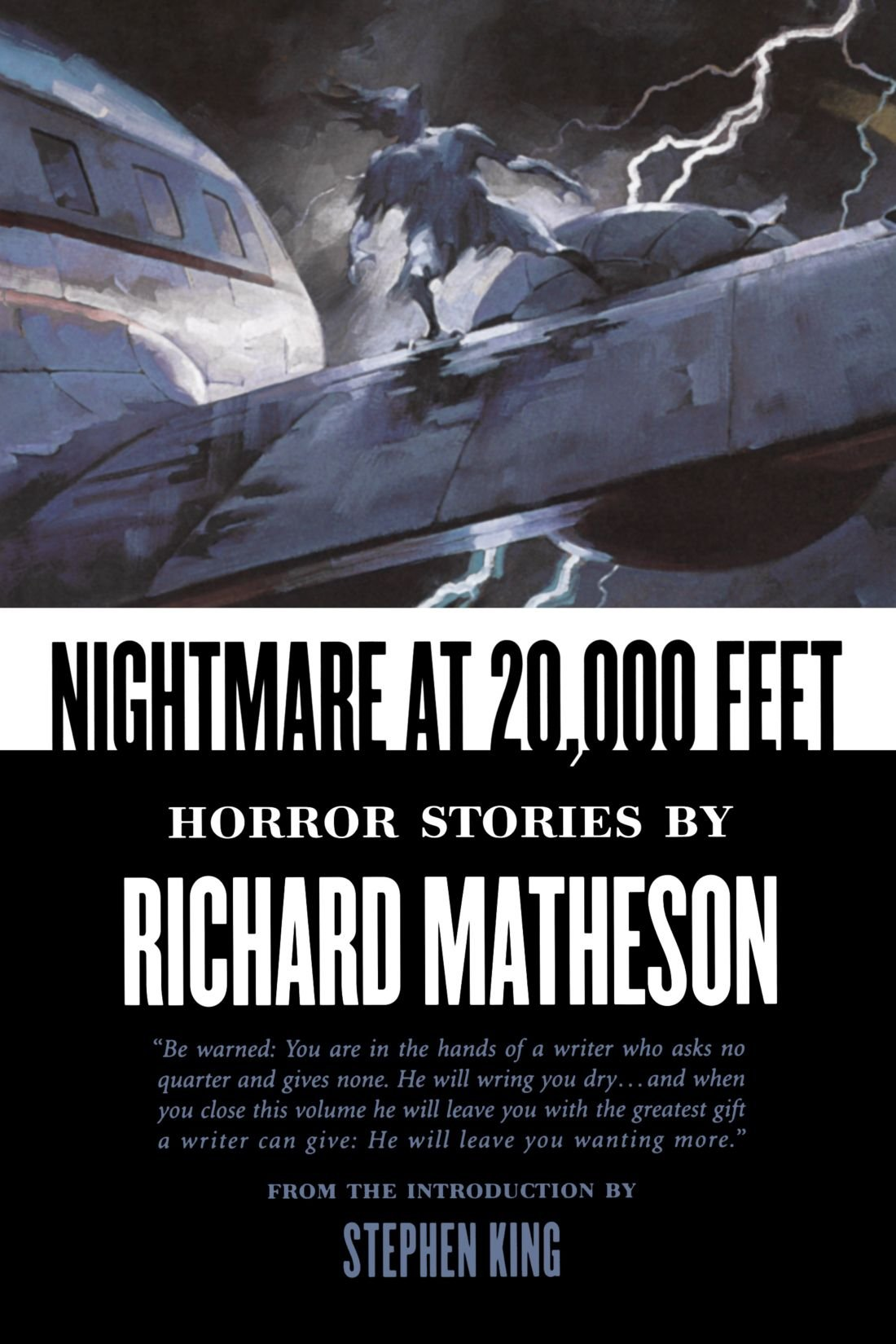 Nightmare At 20,000 Feet: Horror Stories By Richard Matheson pdf