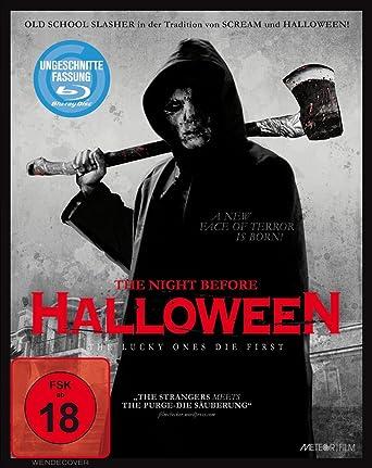 Amazon.com: The Night Before Halloween: Movies & TV